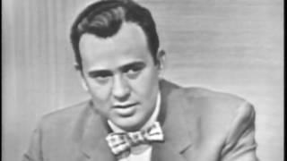 THE NAME'S THE SAME - Steve Allen; PANEL: Carl Reiner (Jul 14, 1953)