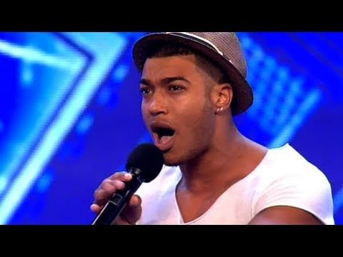 Marlon McKenzie's X Factor Audition (Full Version) - itv.com/xfactor
