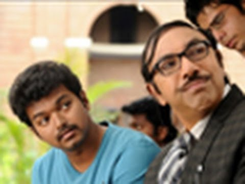 Nanban is not a Scene by Scene remake: Vijay