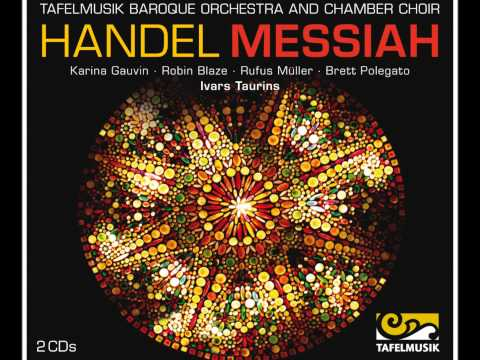 Handel Messiah, Chorus: He trusted in God