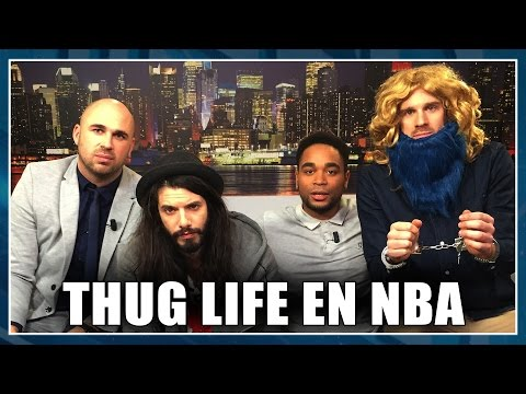 THUG LIFE EN NBA ! NBA First Day Show #3