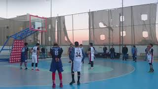 WC Inter school RIS vs. Al Taj (1st Q)