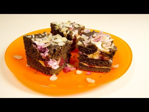 Брауни, Шоколадное Пирожное/Ultimate Chocolate Brownie Recipe