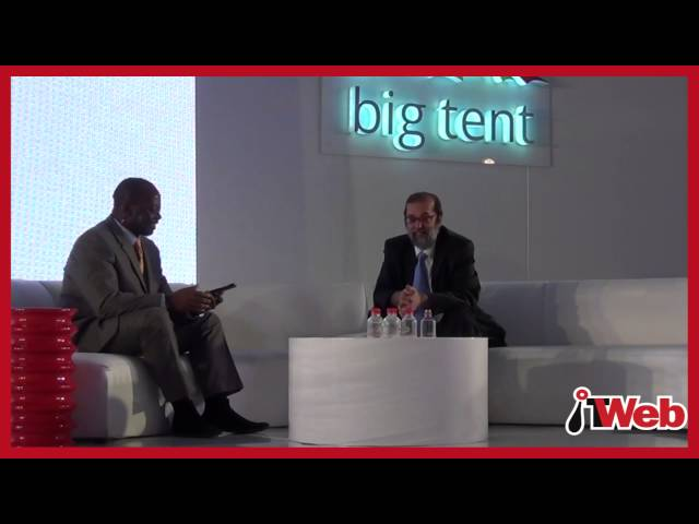ITWeb News: Minister of Communications at Big Tent