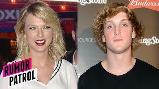 Taylor Swift DEFENDS Logan Paul?! (Rumor Patrol)
