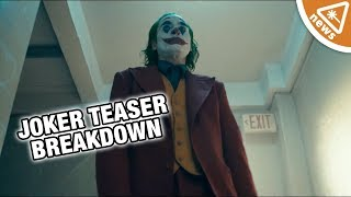Download Lagu First Look at Joker Origin Movie Reveals More than You Think! (Nerdist News w/ Jessica Chobot) Gratis Mp3 Pedia