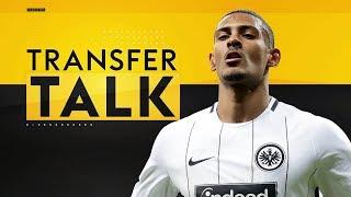 West Ham close in on signing Sebastian Haller from Eintracht Frankfurt!   Transfer Talk