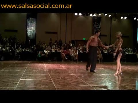 Campeonato Argentino de Salsa 2012-SHERATON - Salsa Profesional I