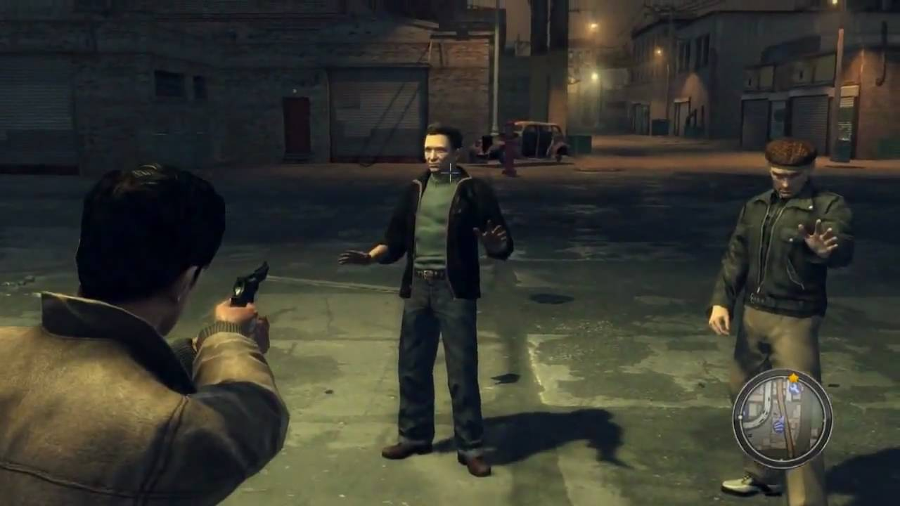 Photos Mafia 2 Mafia 2 Best Gameplay Trailer