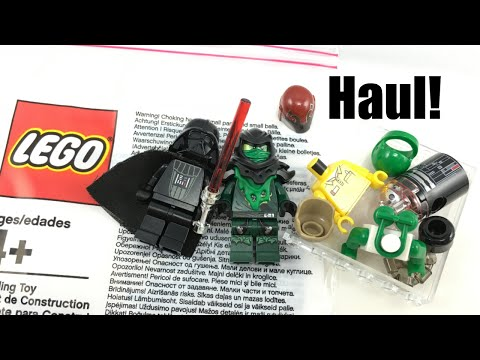 Another RARE LEGO piece haul and unboxing from LEGO.com!