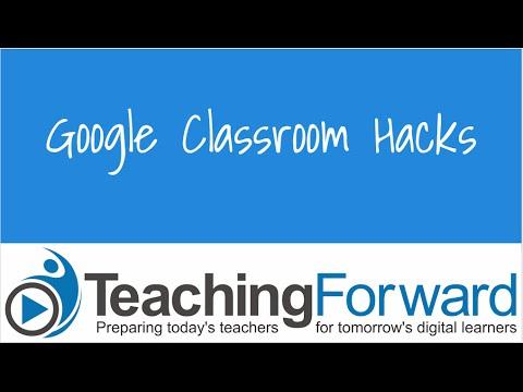 Google Classroom Hacks TF