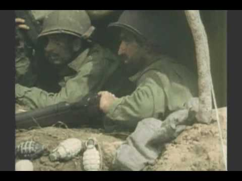 WWII GUADALCANAL 3 of 3 RARE COLOR FILM Music Videos
