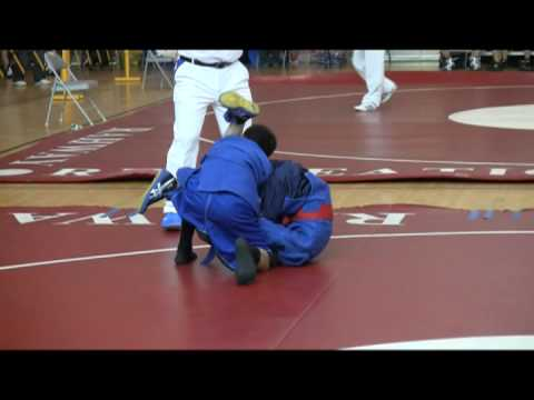 Club Leg Lock on USA Sambo Open 2010 Image 1