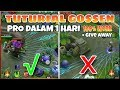 Tutorial GUSION Pro dalam 1Hari | Mobile Legends