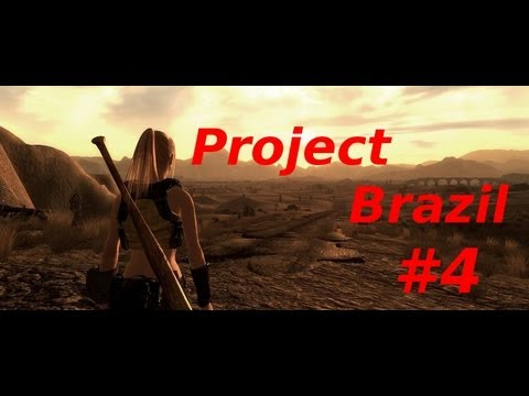 Fallout New Vegas Mods - Project Brazil - Part 4