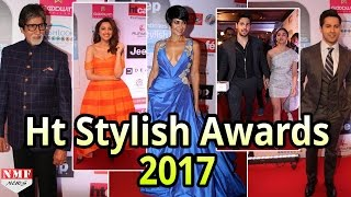 Bollywood Celebs Attended HT Style Awards 2017 | Anushka Sharma, Deepika Padukone