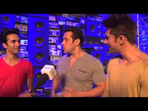 Salman Khan Pulkit Samrat Bilal Amrohi Exclusive Interview On O Teri