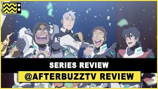 Voltron Full Series Review with Showrunners In Studio