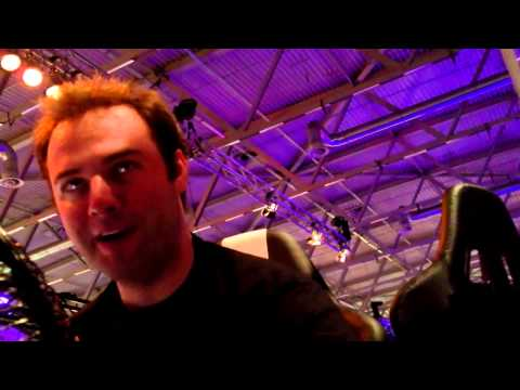 Gamescom 2012 (ft. Day9, Nikasaur, Athene, ocelote, Siv HD, etc...)