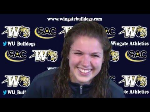2015-16 Wingate Women's Basketball - Meet the Bulldogs