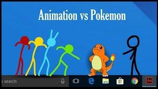 Animation Vs Pokémon 【Pokemon Cartoon】