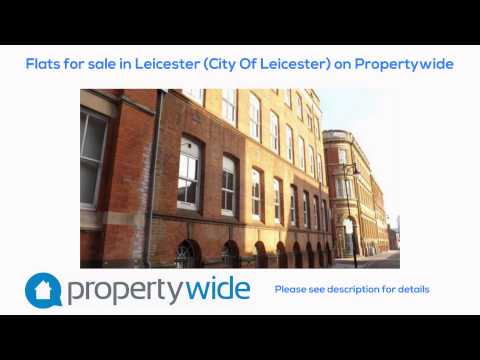Flats for sale in Leicester (City Of Leicester) on Propertywide