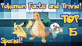 Top 15 Pokemon Feat JPRPokeTrainer98