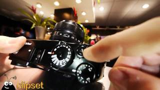 Fujifilm X-Pro 1 #CES2012 #Videochip