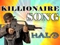 HALO REACH:  KILLIONAIRE SONG - 2 MILLION VIEWS!