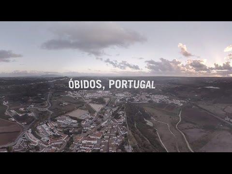 A 360 Tour of Óbidos, Portugal