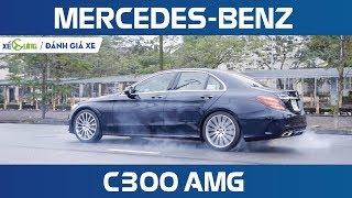Đánh giá nhanh MERCEDES C300 AMG: ông chủ chưa chắc đã ngồi sau!
