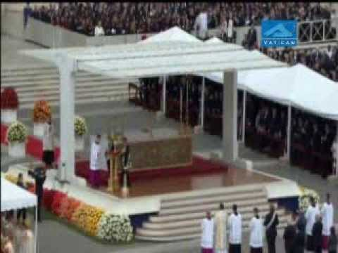 FRC - Special - Canonization of Pope John XXIII and Pope John Paul II - 27 April 2014