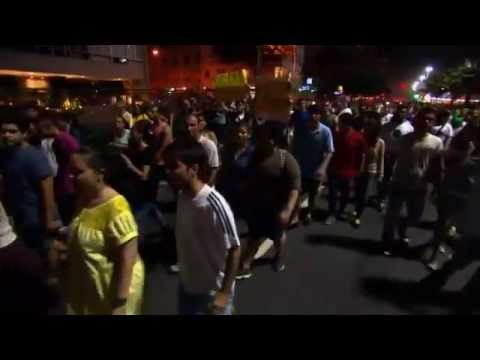 Brazil Protests  President Promises Reforms