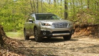 2015 Subaru Outback and Legacy | Consumer Reports