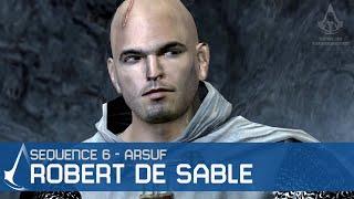 Assassin's Creed - Memory Block 6: Robert de Sable [Jerusalem] Assassination [4/4]