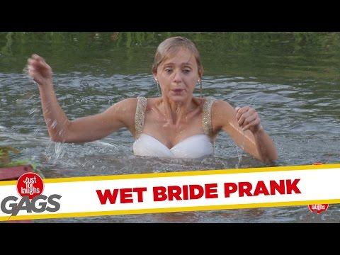 Wedding Fail Prank - Esküvős átverés
