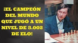 ¡ATAQUE, SACRIFICIOS Y NIVEL 3.000 DE ELO!: Karpov vs Topalov (Linares, 1994)
