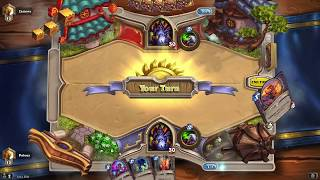 Fast Turn 5 Kill Against Controlock - Kobolds And Catacombs - [K&C] Budget Zoolock #2