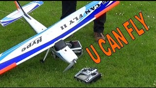 Teil 3 U CAN FLY / WE CAN FLY / DISCOVERY / YUKI FLY Pampersflieger MFC Rheinbach