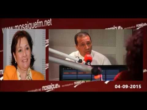 Radio Mosaïque FM, Tunisie :   المحامي نزار عياد يردّ على سهام بن سدرين