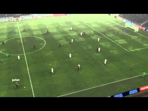 [Europa League 2012 - 1er tour retour] Paris Saint-Germain 1 - 1 Zurich