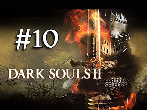 Dark Souls 2 Walkthrough Part 10 - Heartbroken (1080p Gameplay Commentary)
