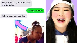 Funny Wrong Number Texts!