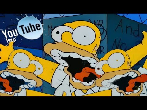 YTP - Homer Goes Crazy (Collab Entry)