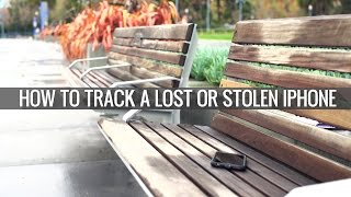 How to track a lost or stolen iPhone