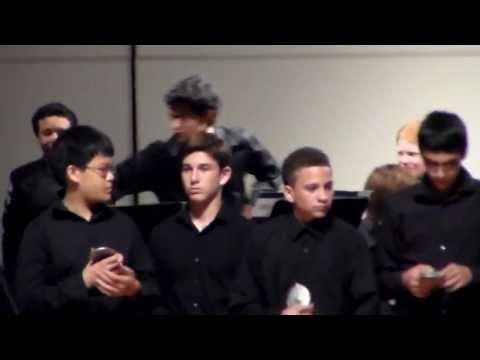 West Briar Middle School Spring Concert 5)