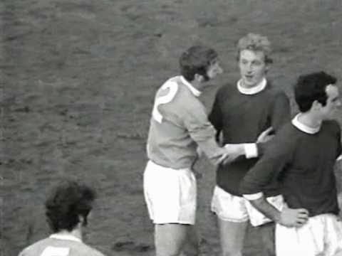 [70 71] Man Utd V Man City, Dec 12th 1970 [highlights] video