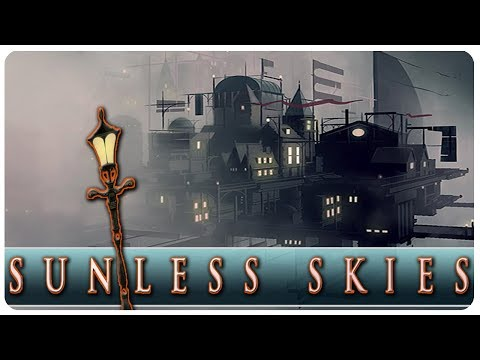 Lose Your Mind, Eat Your Crew.. Again! | Sunless Skies Gameplay (Alpha)