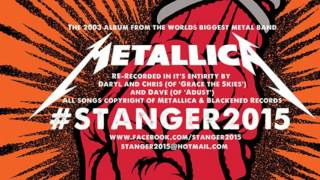 STANGER2015 Metallica, Dirty window, re-recorded