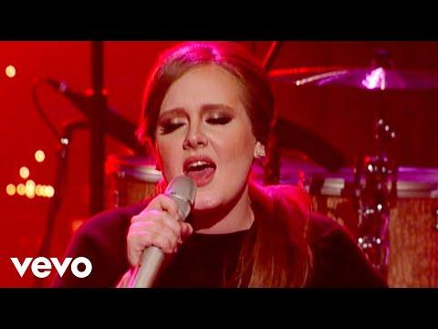 Sonerie telefon » Adele – Turning Tables (Live on Letterman)